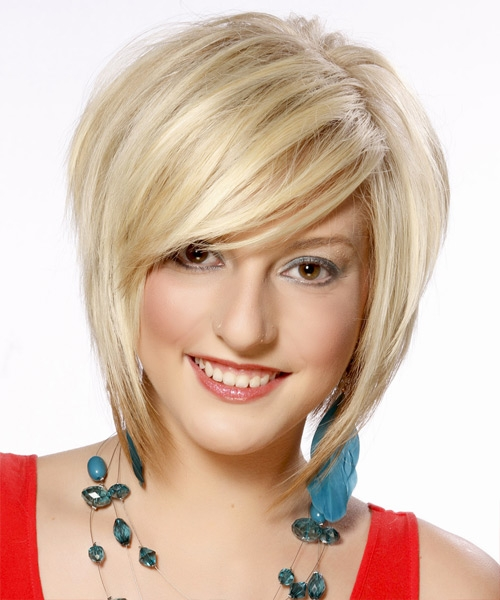 Sweet Short Bob Haircuts For Fine Hair
