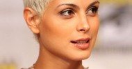 Very Short Blonde Hairstyles 2013