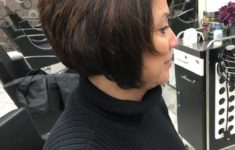 36 Beautiful Types of Short Stacked Bob Hairstyles (Updated 2018) 0c05637948aeb3b539f63589d571b8fd-235x150