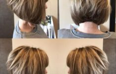36 Beautiful Types of Short Stacked Bob Hairstyles (Updated 2018) 3396b118d80f01a961897cf89c75a9d4-235x150