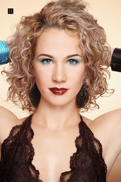 Pin curl perm hairstyles for women 6