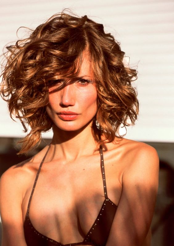 Pin curl perm hairstyles for women 4