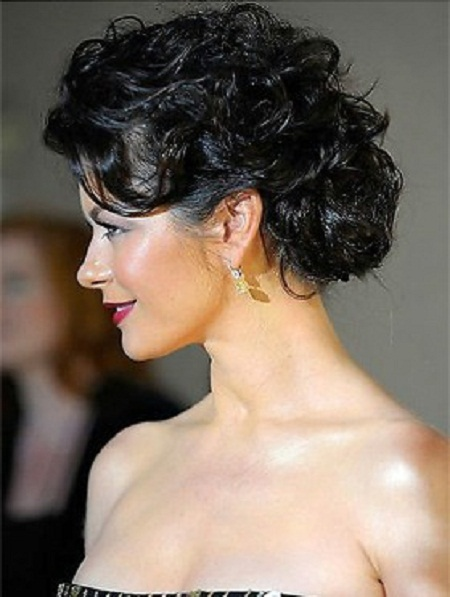 Elegant Hairstyles for Short Hair Elegant-Curly-Hairstyles-for-Short-Hair