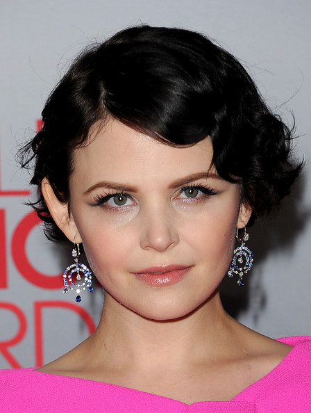 Finger Waves For Short Hair Finger-Waves-from-Ginnifer-Goodwin