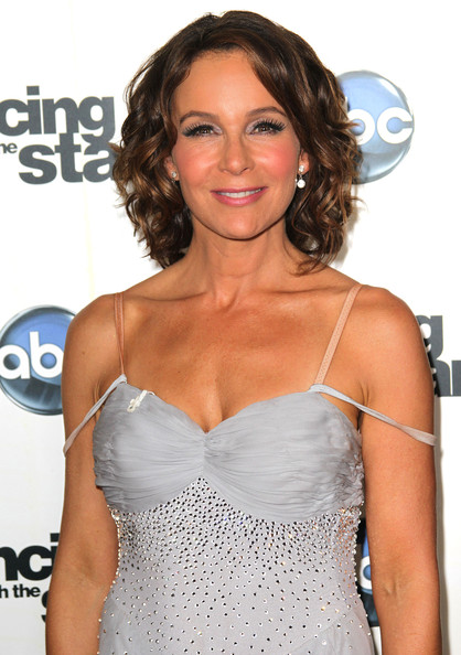 Jennifer Grey Short Curly Bob Hairstyles