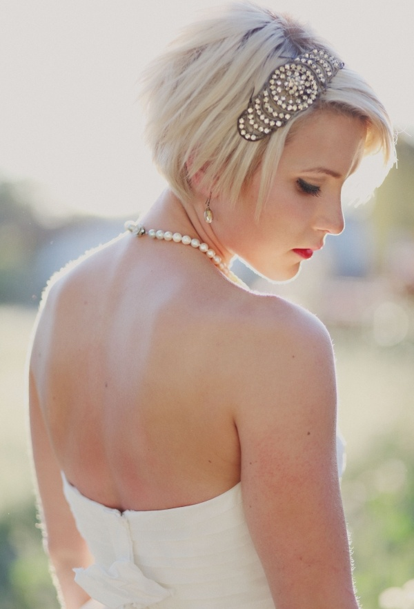 New Short Hairstyles for Bridesmaid Really-Short-Bridesmaid-Hairstyles
