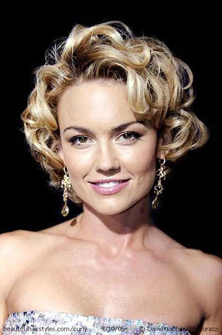 Root perm hairstyles for women 8
