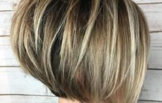 36 Beautiful Types of Short Stacked Bob Hairstyles (Updated 2018) b123fb0618bbe057d3a84a075ea78cb1-235x150