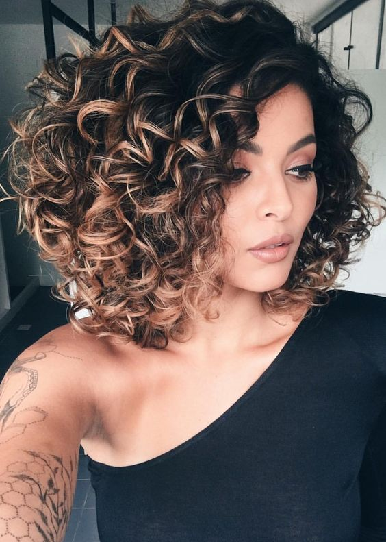 Voluminous perm hairstyles for women 9
