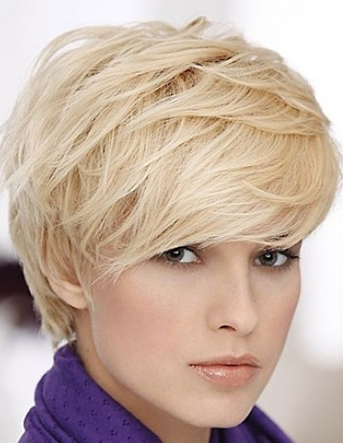 Stylish Blonde Hairstyles for Short Hair