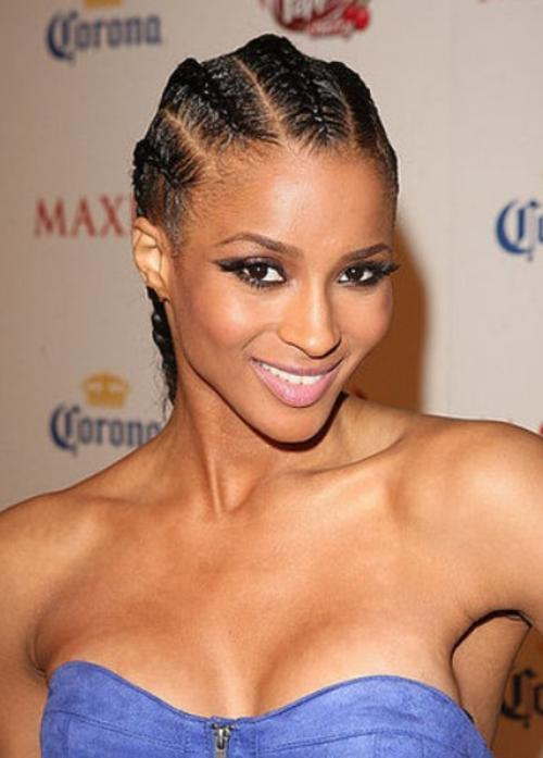 braided hairstyles for short hair black women