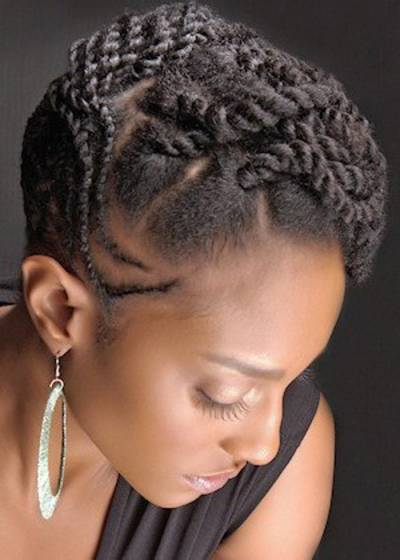 Braids Hairstyles for Short Hair 2014 Braids-For-Short-Hair-Black-Women
