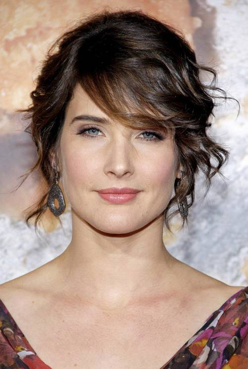 2014 Best Short Messy Hairstyles for Women
