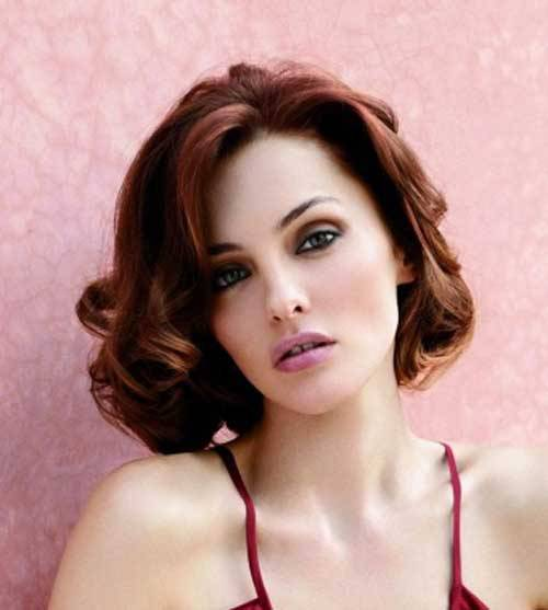 New Short Wavy Hairstyles for 2014 2014-Short-Haircut-for-Wavy-Hair