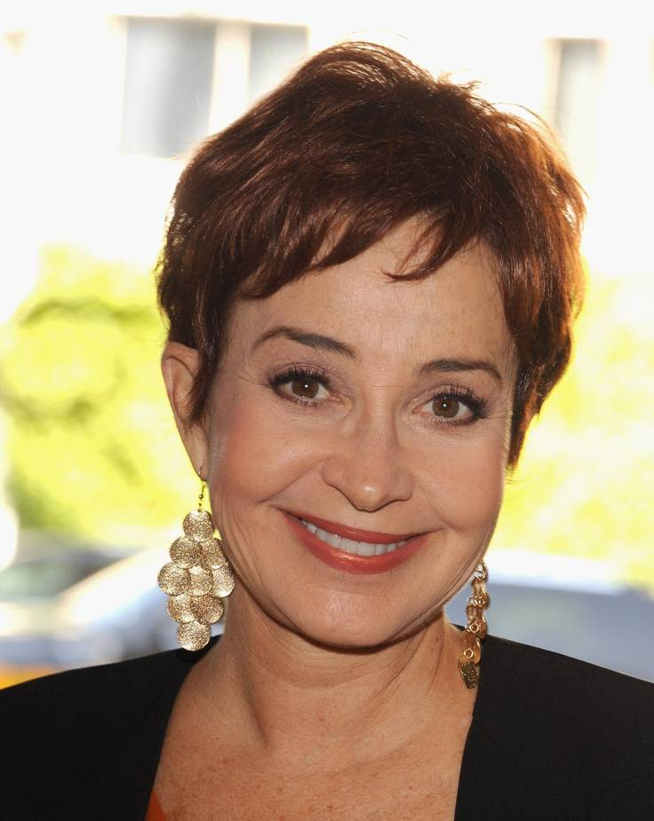 2015 Short Hairstyles for Women Over 60