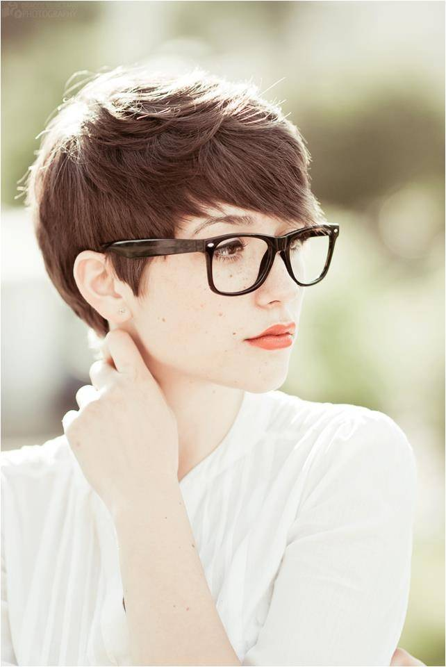 2014 Short Pixie Hairstyles for Beautiful Women