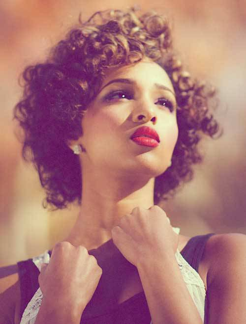 2014 african american short curly hairstyles for women