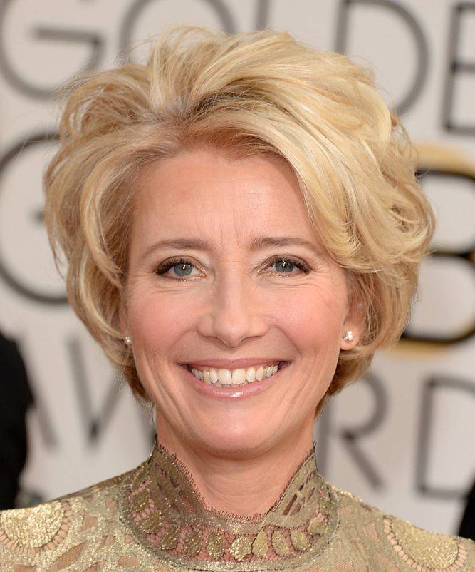Best Short Hairstyles for Older Women 2014