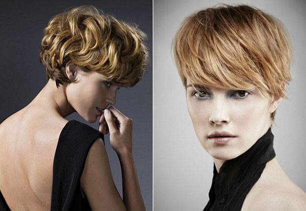 Cute Modern Short Hairstyles 2015 Modern-Short-Hairstyles-for-Round-Faces