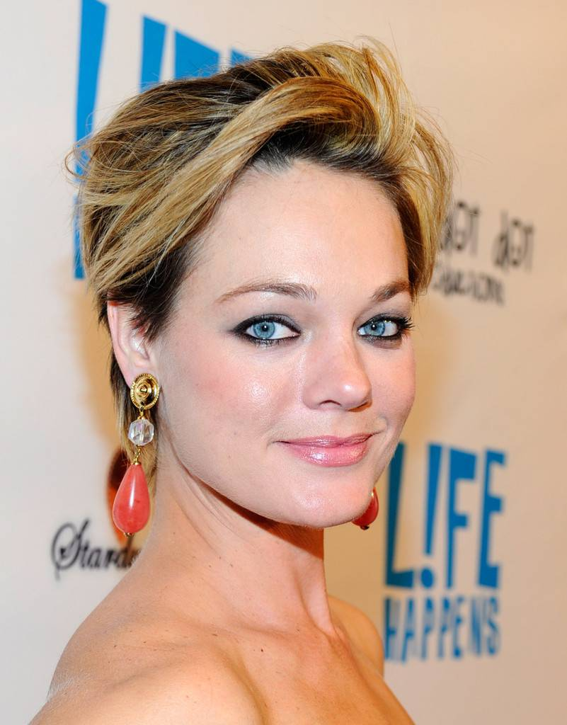 Stylish Short Messy Hairstyles 2014