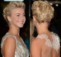 2014 Prom Hairstyles For Short Hair