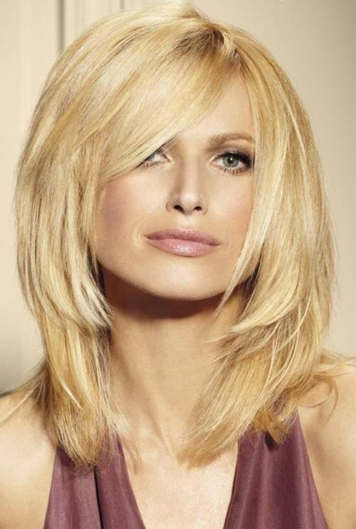 Best Medium Length Shag Hairstyles 2014