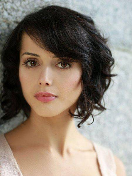 Best Short Curly Bob Hairstyles 2014