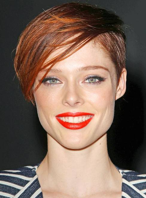 Cute Short Edgy Pixie Hairstyles