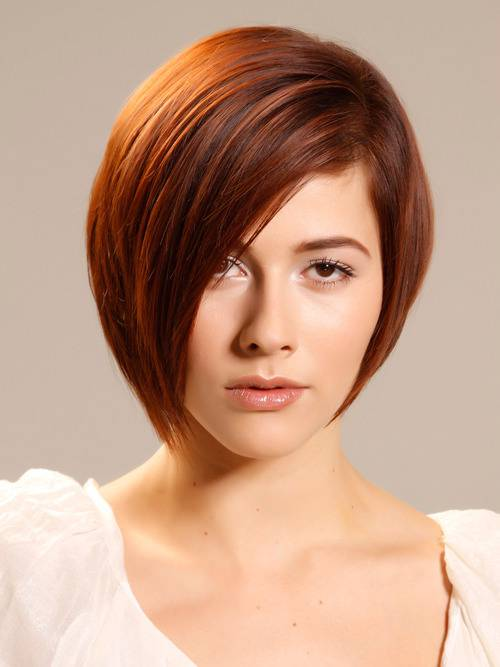 Perfect Short Hairstyles for Thick Hair 2014