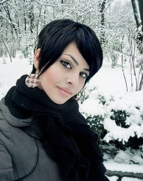 Beautiful Short Weave Hairstyles 2014 Short-Black-Weave-Bob-Hairstyles-2014