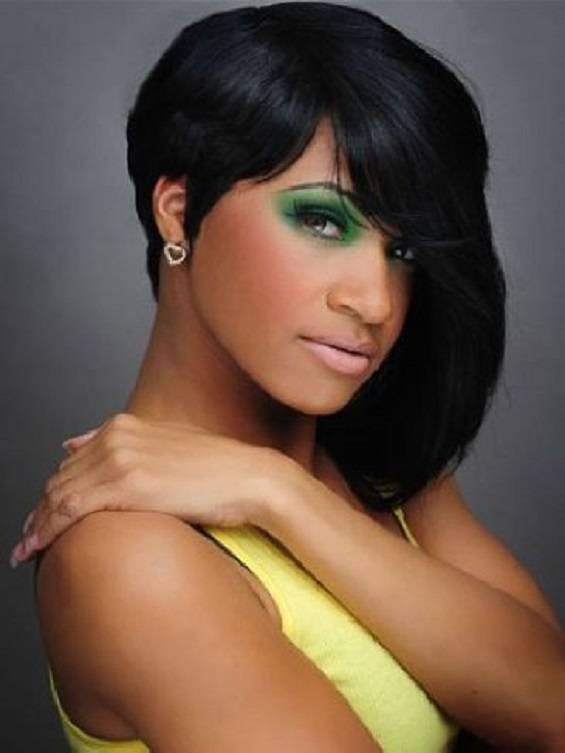 Beautiful Short Weave Hairstyles 2014 Short-Black-Weave-Hairstyles-2014
