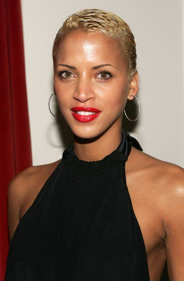 Short Edgy Hairstyles For Black Women