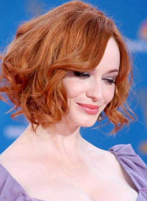 Trendy Bob Haircuts for Short Hair Trendy-Bob-Haircuts-for-Short-Curly-Hair
