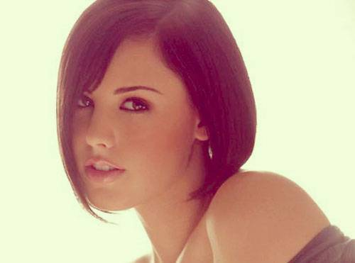 Trendy Bob Haircuts For Short Hair