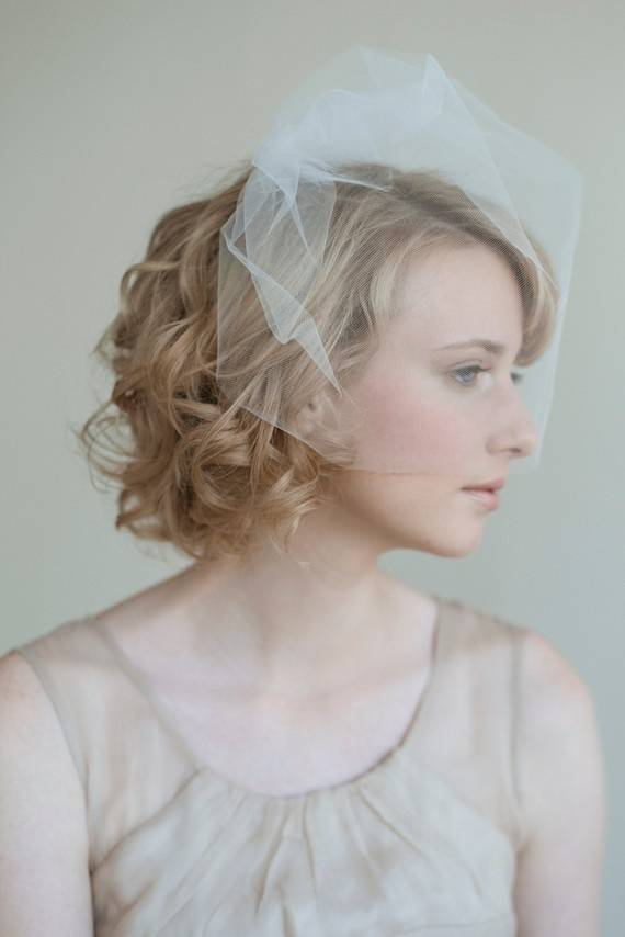 Cute Short Hairstyles for Weddings