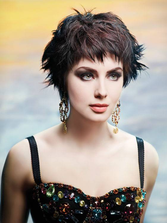 Beautiful Short Summer Hairstyles 2014