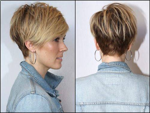 Best Short Summer Hairstyles 2014 Easy-Short-Summer-Haircuts