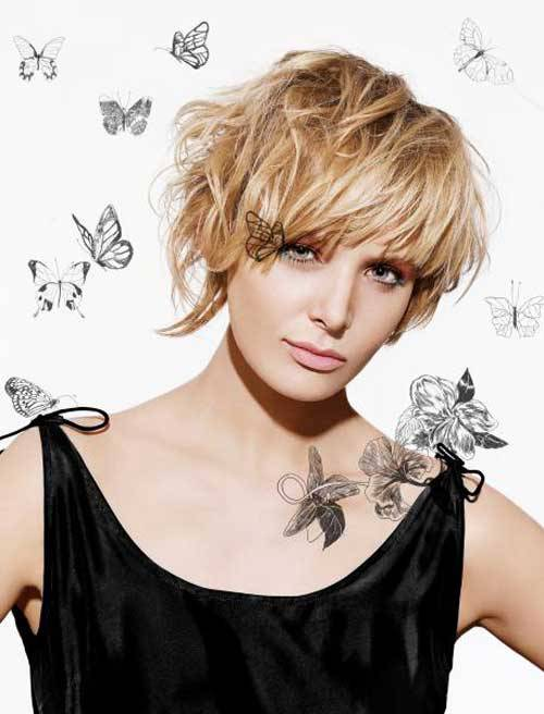 2014 Short Hairstyles for Round Faces New-Short-Hairstyles-for-Round-Faces-2014