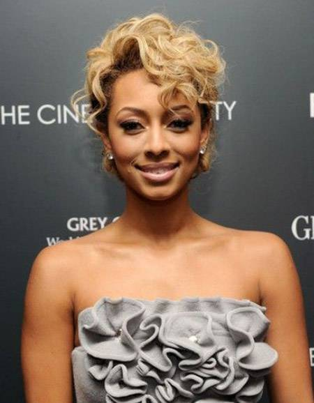 Short Curly Black Hairstyles 2014