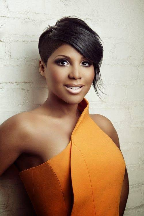 Short Hairstyles for Black Womens 2014