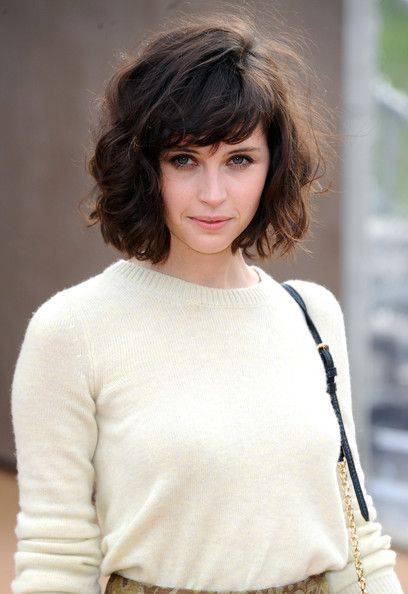 Cute Short Hair With Bangs