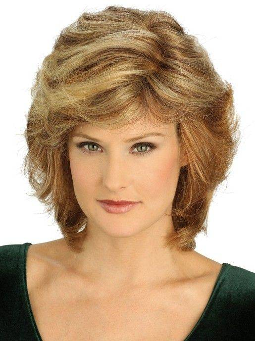 Cute Short Hairstyles for Older Women 2014