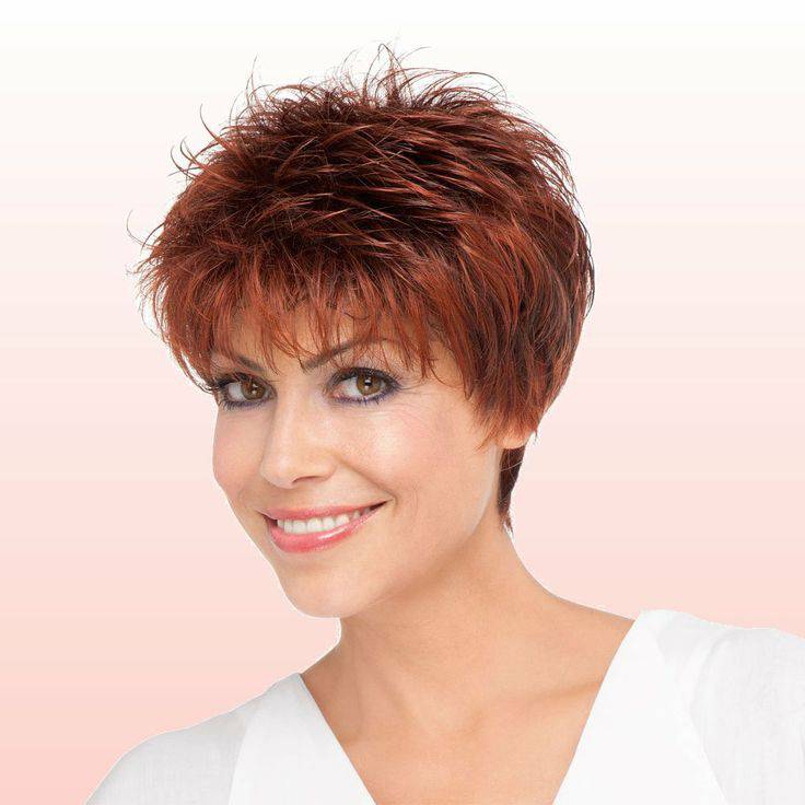 New Short Hairstyles for Older Women 2014