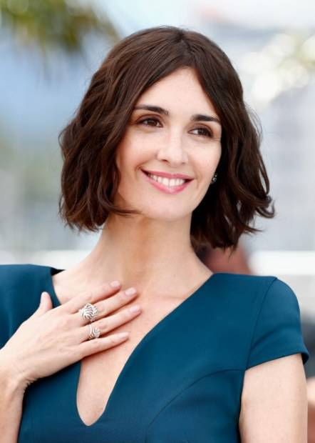 2014 Celebrity Hairstyles for Short Hair Paz-Vega-Short-Wavy-Hairstyles