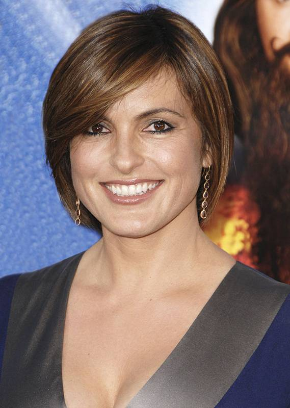 Short Hairstyles for Women Over 40 with Thin Hair