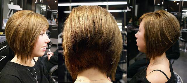 New 2014 Short Angled Bob Hairstyles short-angled-bob-hairstyles-back-view