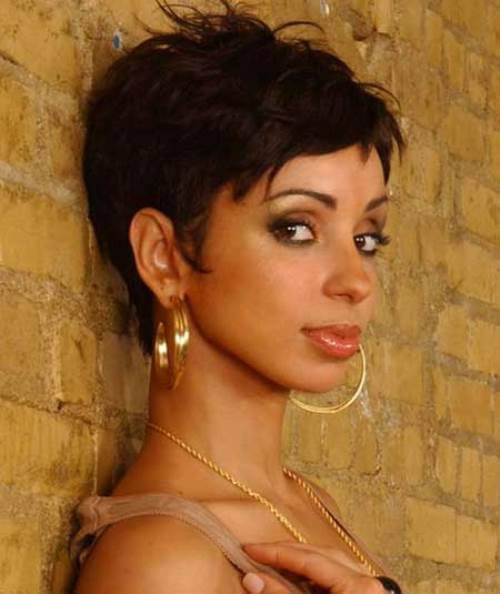 Short Haircuts For Black Women 2014  Find Hairstyle