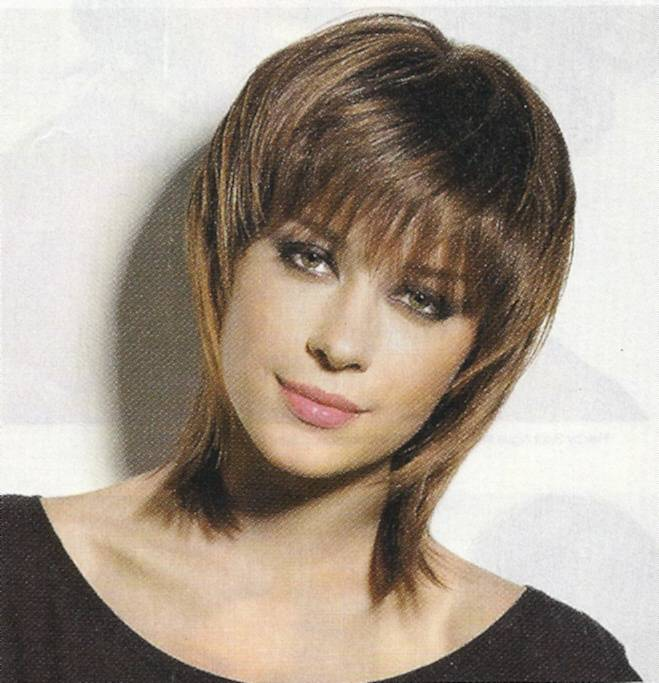 Cute Short Shag Hairstyles for 2014