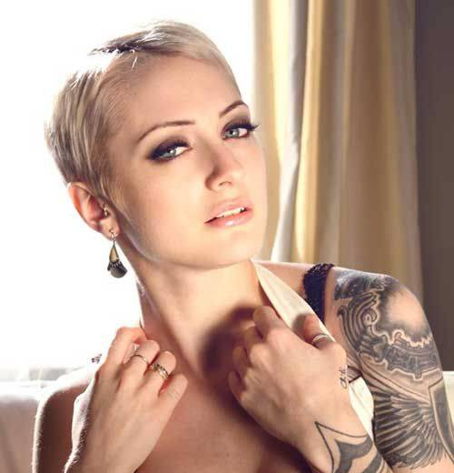 Sexy Short Hairstyles for 2014