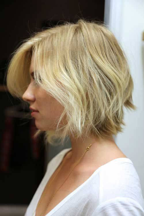Trendy Short Shag Hairstyles for 2014